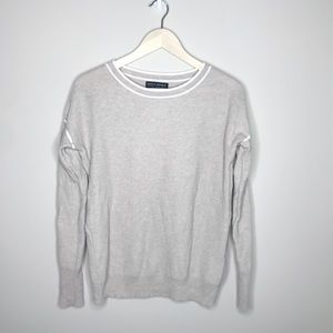 Banana Republic Merino Wool Crewneck Sweater